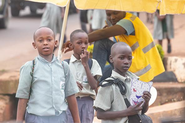 הרואנדים מחויבים לצמיחה ובנייה של מדינה מאוחדת על מנת להבטיח לילדים עתיד טוב יותר