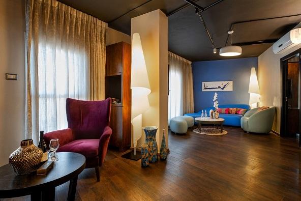 מלון פורט אנד בלו