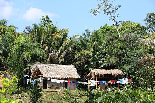 הכפר סן-חוזה ב-2013, דבר לא השתנה מאז 1981