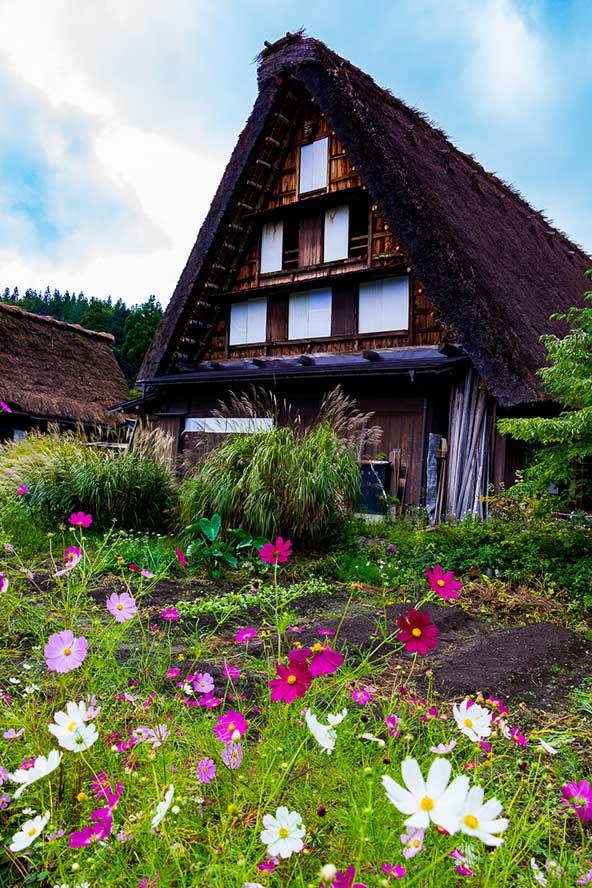 הכפר המשוחזר שיראקוואה-גו