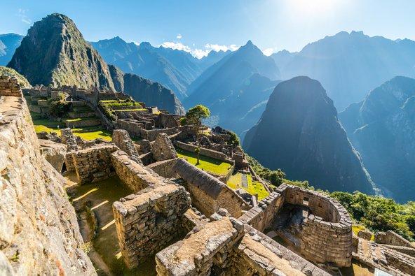 מאצ'ו פיצ'ו, מהאתרים הארכאולוגיים המרגשים בדרום אמריקה