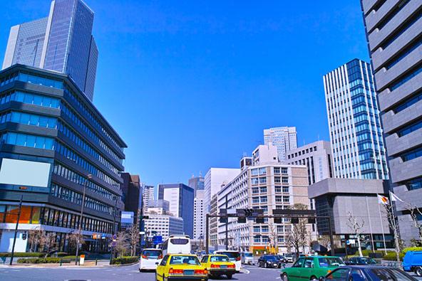 כדאי להתמקם במלון באזור Akasaka Mitsuke, שבו תמהיל טוב של עסקים ומקומות בילוי