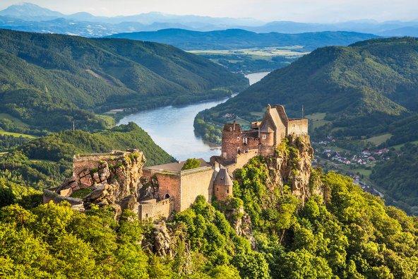 עמק ואכאו באוסטריה, יעד פופולרי לטיול מחוץ לווינה