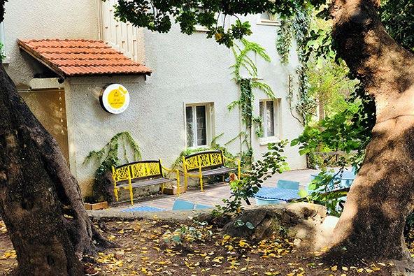 איזו מן שלווה... מלון מטיילים אילון בלב הפסטורליה הירוקה