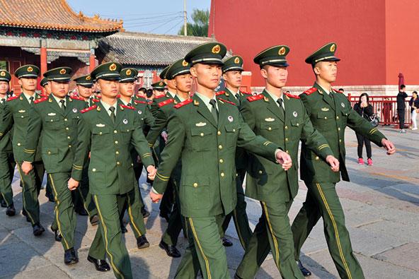חגיגות ה-1 באוקטובר בסין