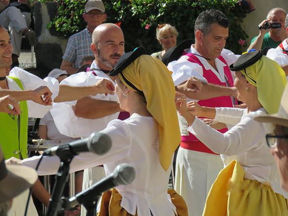 החגיגות הדתיות הן שילוב של נצרות קתולית עם פולחן בטבע, שהיה נהוג על ידי הילידים הקנריים | צילום ליאור עלמה וקסלר
