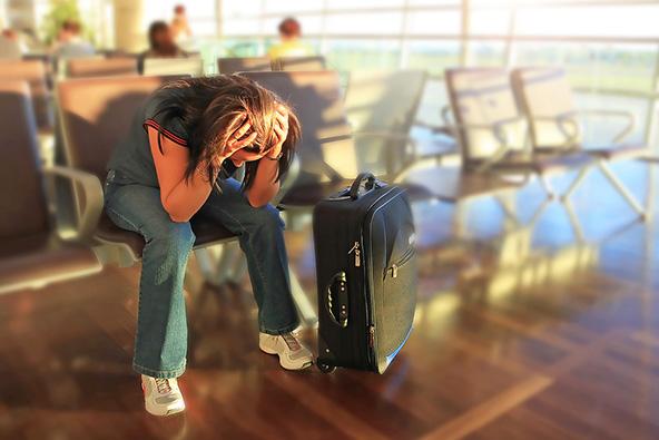 הטיסה התבטלה? חברת התעופה שובתת? סוכן נסיעות יכל לפתור בעיות לא צפויות שעלולות לצוץ לפתע