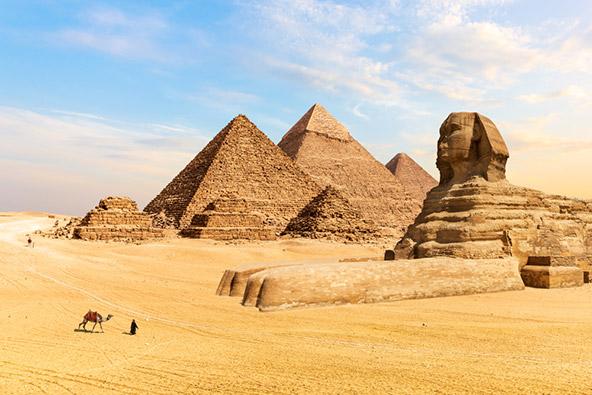 האם המדבר המצרי היה סוואנה ירוקה?