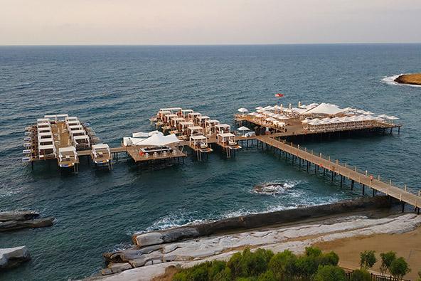 מלון אלקסוס, צפון קפריסין