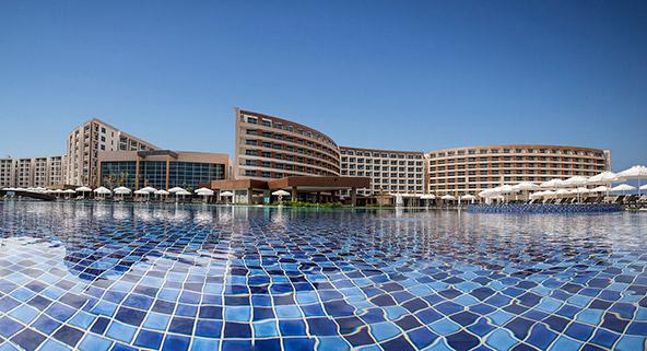 מלון אלקסוס, אחד המלונות היוקרתיים בצפון קפריסין | הצילום באדיבות Elexus Hotel & Resort