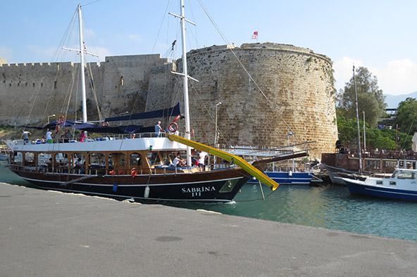 המצודה של קירניה