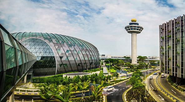 צ'אנגי, נמל התעופה של סינגפור, נחשב לטוב בעולם