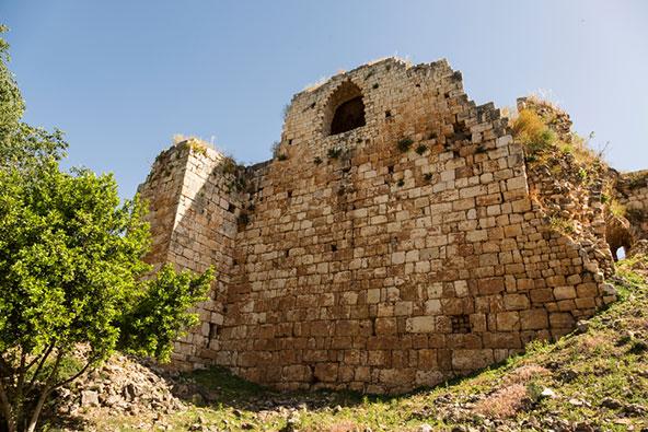 מבצר יחיעם. שרידים מרשימים מתקופות שונות, מהתקופה הצלבנית ועד למלחמת השחרור