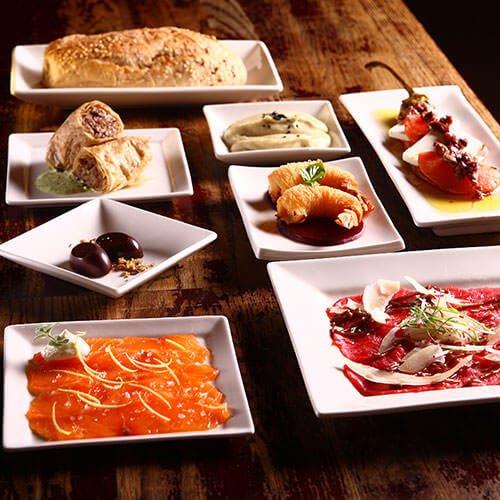 צלוחיות טאפאס באדלינה | הצילום באדיבות מסעדת אדלינה