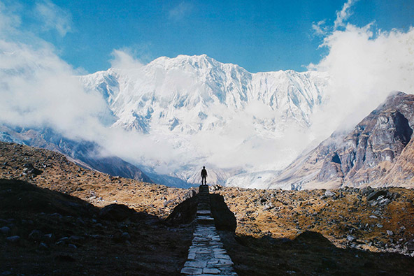 מדרגות לגן עדן, צילום אברהם חי