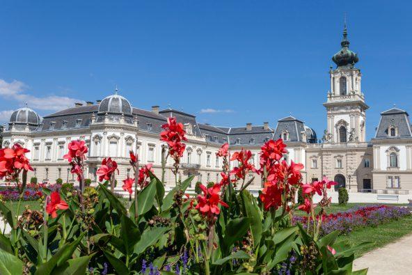 ארמון פשטטיץ, אחד הארמונות הגדולים והשמורים באירופה