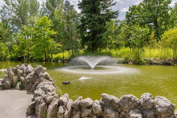 פארק ג'יארגיני מרגריטה, הריאה הירוקה של בולניה