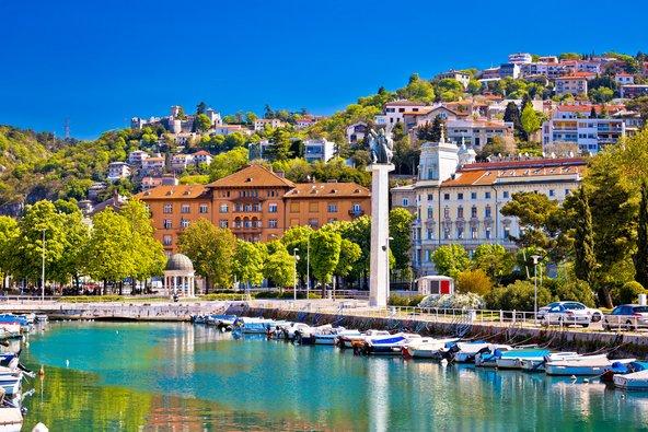 רייקה הקרואטית תהיה בירת התרבות האירופית לשנת 2020