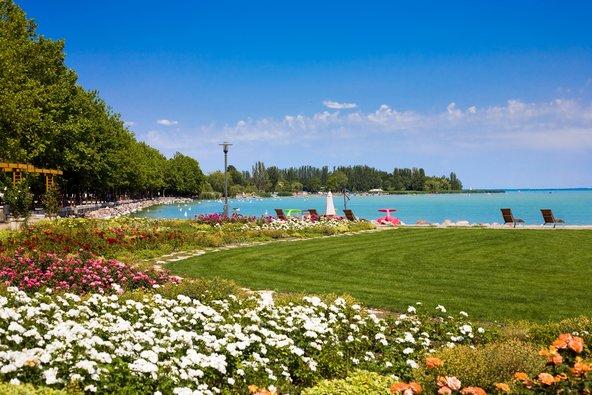 אגם בלטון, יעד נופש פופולרי בקרב ההונגרים ותושבי המדינות הסמוכות