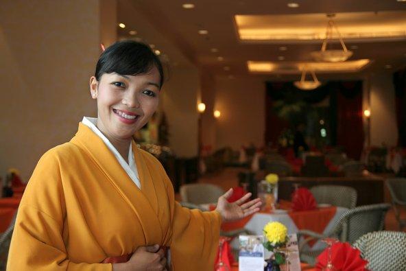 ביפן שירות טוב הוא חלק מהנורמה ולא מקובל לתגמל אותו באופן מיוחד