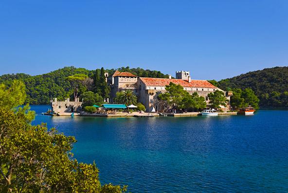 האי מלייט, הדרומי באיי קרואטיה