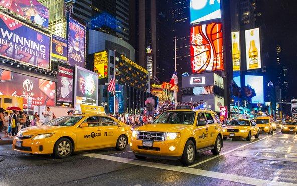 נהגי המוניות בניו יורק יצפו לקבל ממכם טיפ