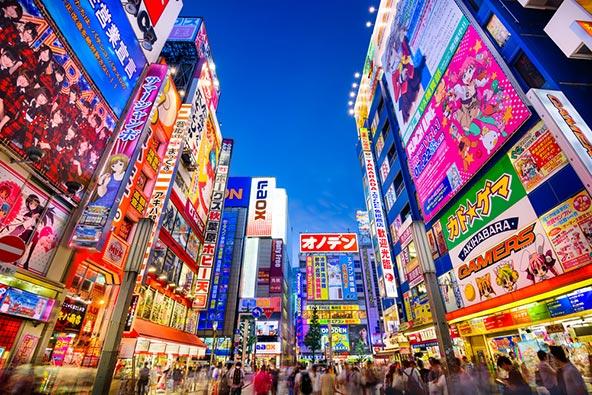 גורדי השחקים של טוקיו הם רק צד אחד של בירת יפן המרתקת והמסעירה