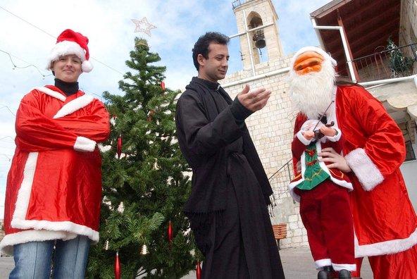חג המולד במעיליא