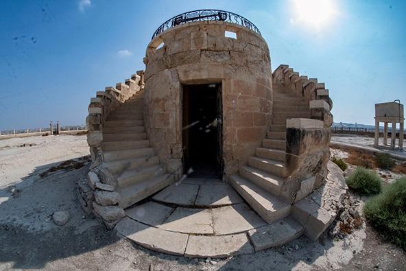 הקפלה הפרנציסקנית | צילום: אורטל צבר