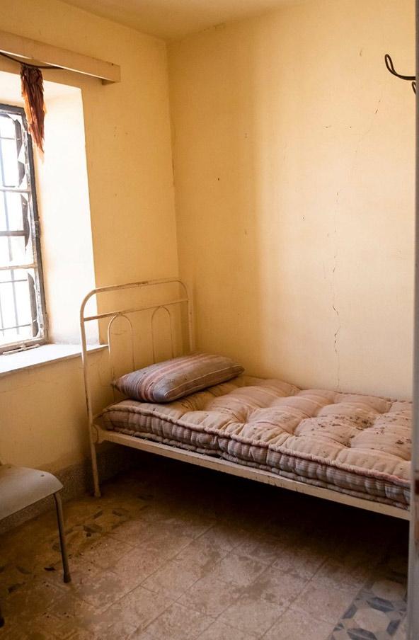 חדרי אירוח בקפלה הפרנציסקנית | צילומים: אורטל צבר