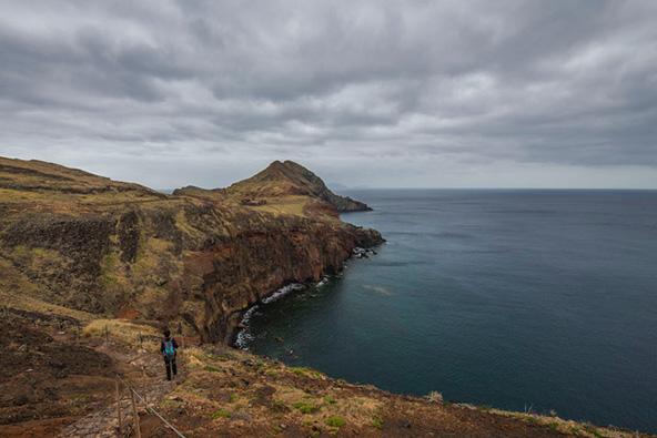 פונטה דה סאו לורנצו – החלק המזרחי ביותר באי