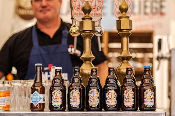 חובבי בירה יחגגו בבריסל, עם אינספור סוגים של בירות מקומיות, מהטובות בעולם