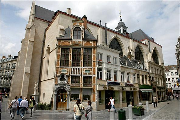 חופשה בבריסל או למה התאהבתי בבירת בלגיה