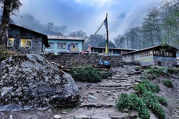 טרק בנפאל 16 יום