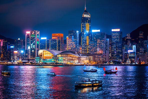 עסקים בהונג קונג: בין שקט לסערה