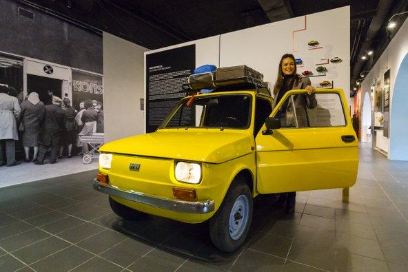 מוזיאון הקומוניזם, אחד המוזיאונים הייחודיים והמרתקים של ורשה | צילום: Filip Kwiatkowski, באדיבות Warsaw Tourist Office