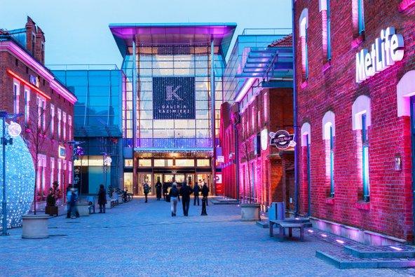 גלריה קז'ימייז בקרקוב. היצע איכותי של חנויות אופנה וחנויות נוספות | צילום: Agnes Kantaruk / Shutterstock.com