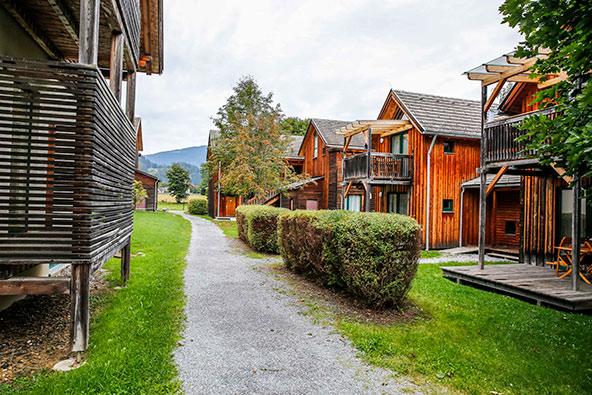 מלון FerienPark Kreischberg. תחושה של בית בלב הטבע היפהפה