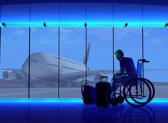 עם תכנון מתאים, אפשר לטייל בעולם גם בכיסא גלגלים | צילומים: שאטרסטוק