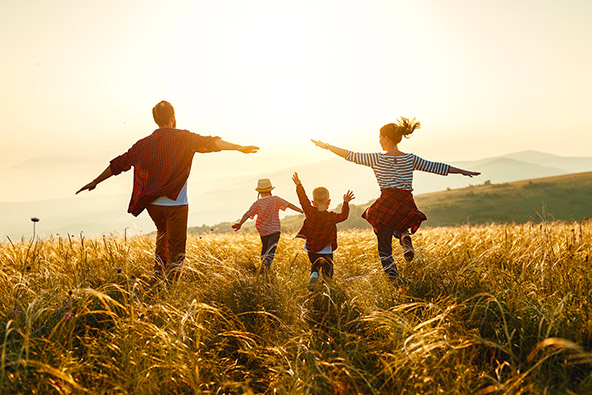 טיולי משפחות בפסח