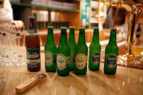 במבשלת בירה גוסר בלאובן