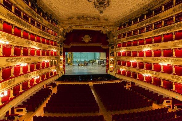 לה סקאלה, מבתי האופרה החשובים בעולם | צילום: Ungvari Attila / Shutterstock.com