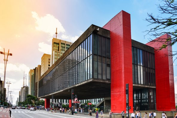מוזיאון האמנות של סאו פאולו, מהחשובים בדרום אמריקה