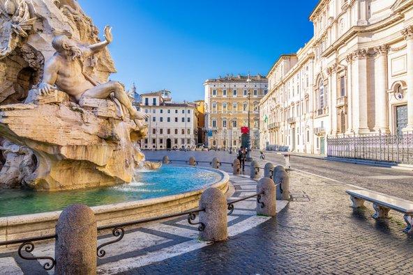 אזור פיאצה נבונה הוא אחד האזורים המומלצים ביותר להתמקם בהם ברומא