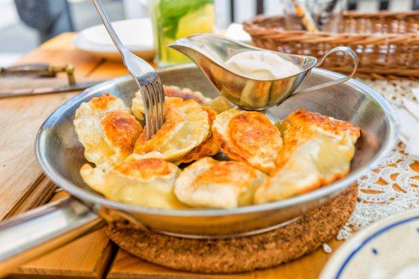 פירוגי - כופתאות בצק ממולאות, מהמאכלים האהובים במטבח הפולני