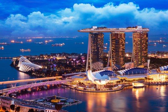 סינגפור, אחת הערים היקרות בעולם