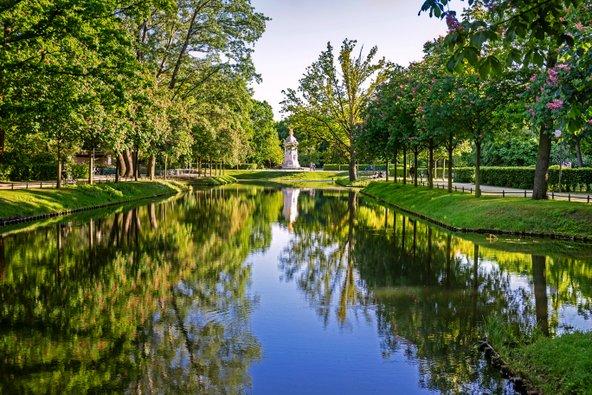 פארק טיגרטן. ברלין גדושה בפארקים ופינות חמד ירוקות
