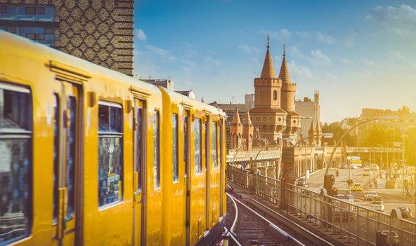 בברלין יש תחבורה ציבורית מצוינת