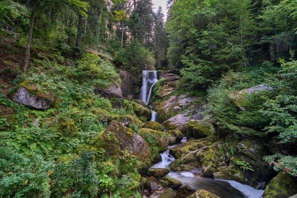 מפלי טריברג, הגבוהים בגרמניה. מאתרי הטבע היפים של היער השחור