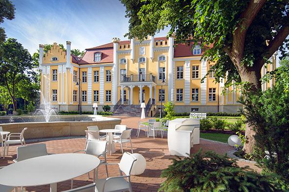 מלונות ספא ייחודיים נפתחו בפולין